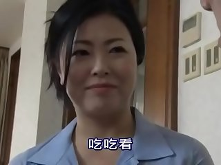 Charming Asian Japanese Milf take care of her soninlaw'_s living  ReMilf.com