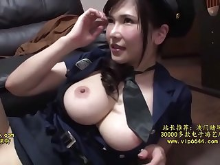 If You Can Endure Anri Okita '_s Incredible Techniques, You Get To Have Creampie Sex With Her!